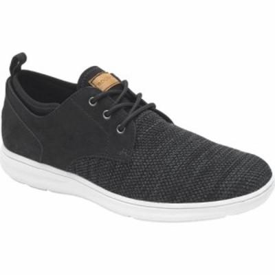ロックポート Rockport メンズ 革靴・ビジネスシューズ シューズ・靴 Beckwith Plain Toe Oxford Black Nubuck/Mesh
