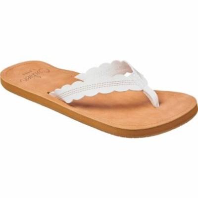 リーフ Reef レディース ビーチサンダル シューズ・靴 Cushion Celine Vegan Flip Flop Cloud Vegan Leather