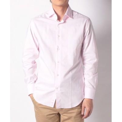 【アーバンリサーチ アウトレット】 ドレスシャツ/レギュラーカラー メンズ ライト ピンク 38 URBAN RESEARCH OUTLET
