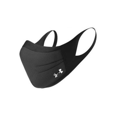 【ゆうパケット配送!送料無料】UNDER ARMOUR(アンダーアーマー) スポーツマスク 002(BK)ブラック UA Sports Mask  1368010(ポスト投函 追跡ありメール便)