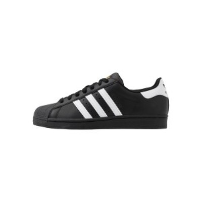 アディダスオリジナルス メンズ スニーカー シューズ SUPERSTAR - Trainers - core black/footwear white core black/footwear white