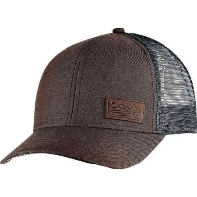ピスタイル Pistil メンズ キャップ 帽子 Dean Hat Brown