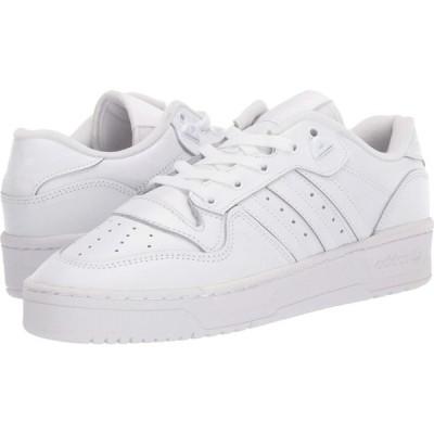 アディダス adidas Originals メンズ スニーカー シューズ・靴 Rivalry Low Footwear White/Footwear White/Core Black 1