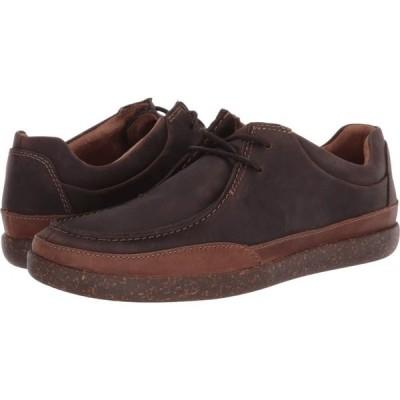 クラークス Clarks メンズ 革靴・ビジネスシューズ シューズ・靴 Un Lisbon Walk Brown Oily Leather