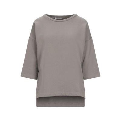 HOPE FASHION スウェットシャツ カーキ L コットン 100% スウェットシャツ