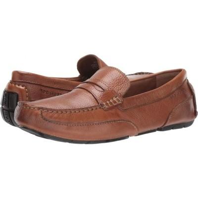 ロックポート Rockport メンズ ローファー シューズ・靴 Oaklawn Park Penny Tan