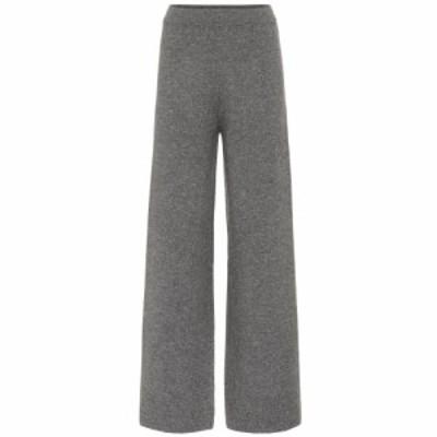ジョゼフ Joseph レディース ボトムス・パンツ Wool and cashmere pants Dark Grey