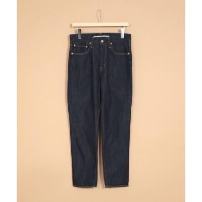 パンツ デニム ジーンズ [OMNIGOD womens / オムニゴッド] 11.5oz甘織りデニム 5Pテーパードジーンズ