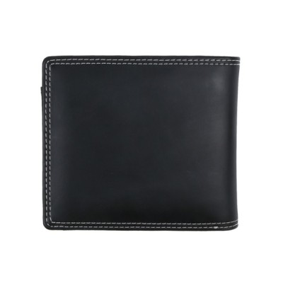 FUNALIVE / 【Healthknit Product】牛革 リアルレザー 二つ折り財布 MEN 財布/小物 > 財布