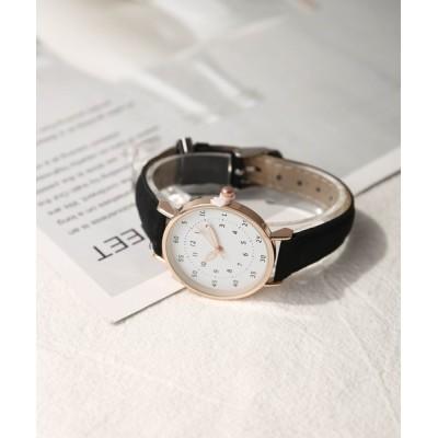腕時計 ニューレザー デザインウオッチ