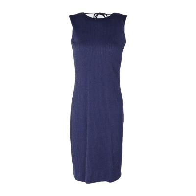 FISICO ミニワンピース&ドレス ブルー XS ナイロン 80% / ポリウレタン 15% / ポリエステル 5% ミニワンピース&ドレス
