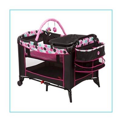Disney Baby Sweet Wonder Playard, Black Minnie Dottie by Disney【並行輸入品】