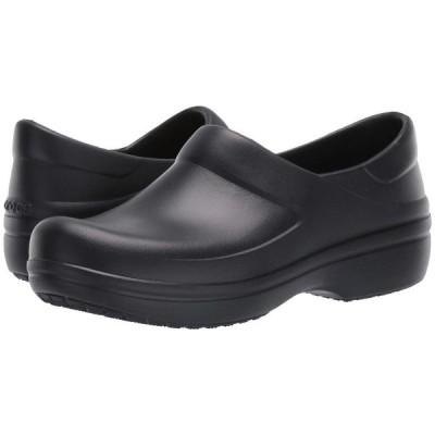 クロックス Crocs レディース クロッグ シューズ・靴 Felicity Clog Black