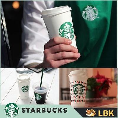 STARBUCKS 2pセットスターバックスリユーザブルカップ16fl oz(473ml) タンブラー 3種/Reusable cup