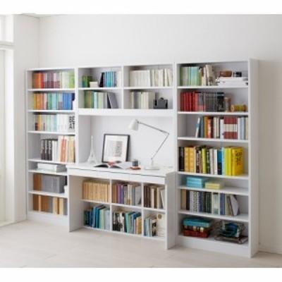 家具 収納 ホームオフィス家具 ユニットデスク 本好きの為のデスクシリーズ シェルフ 幅30cm 620204