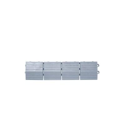 ナイロンブラッシュ 中ふちオス 灰 75×300 サイズ:約17mm 重量:約120g