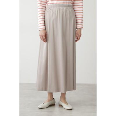 【ヒューマンウーマン/HUMAN WOMAN】 ◆モダールハイパワーサテンSTスカート