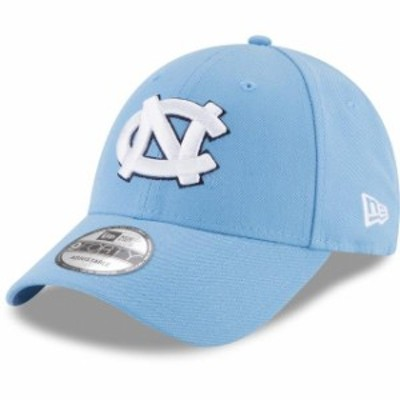 New Era ニュー エラ スポーツ用品  New Era North Carolina Tar Heels Carolina Blue The League 9FORTY Adjustable Hat