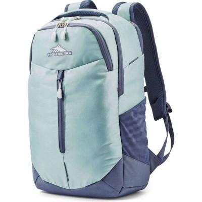 ハイシエラ High Sierra メンズ バックパック・リュック バッグ Blue Swerve Pro Backpack Blue Haze/grey Blue