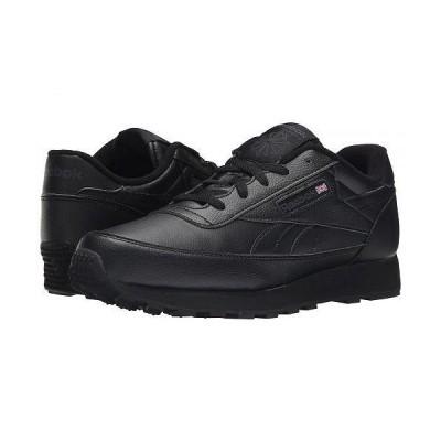Reebok リーボック メンズ 男性用 シューズ 靴 スニーカー 運動靴 Classic Renaissance - Black/DHG Solid Grey