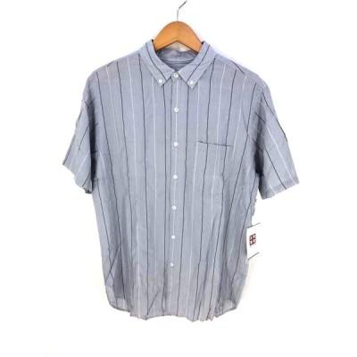 スティーブンアラン Steven Alan ボタンダウンシャツ メンズ XL 中古 210319