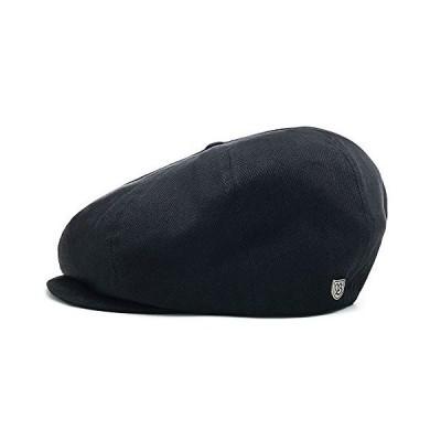 Brixton Brood Flat Cap Black(並行輸入品)