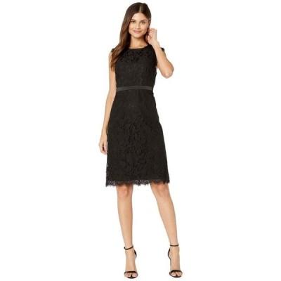 ケンジー レディース ワンピース トップス Party Lace Sleeveless Dress KSDK8424
