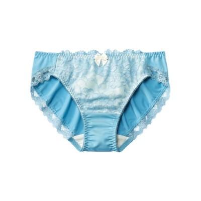 カラフル編レースショーツ(トリンプ) スタンダードショーツ, Panties