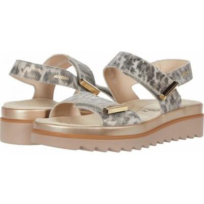 メフィスト Mephisto レディース サンダル・ミュール シューズ・靴 Dominica Grey Savannah