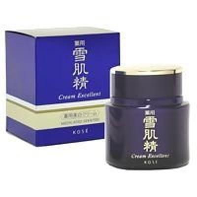 KOSE コーセー 薬用 雪肌精 クリームエクセレント [50g]【医薬部外品】 ×2個セット