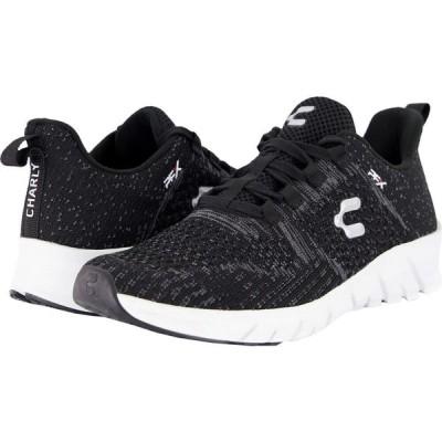 チャーリー CHARLY メンズ シューズ・靴 Distinct PFX Black/White