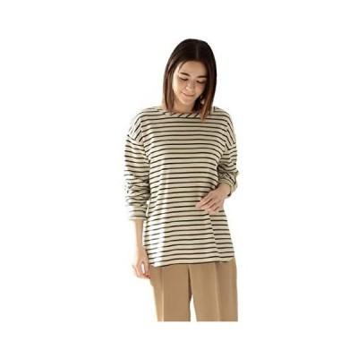 [ アフタヌーンティー リビング ] AfternoonTea LIVING Tシャツ・カットソー GU94 (ネイビー M)