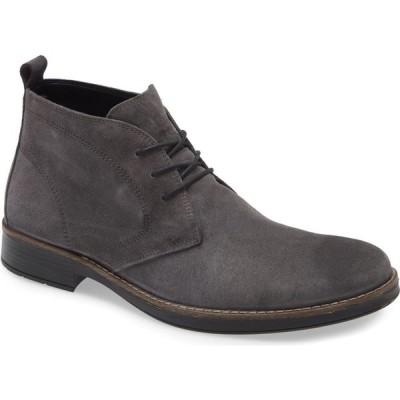 ノードストローム NORDSTROM メンズ ブーツ チャッカブーツ シューズ・靴 Grayson Waterproof Chukka Boot Grey Suede