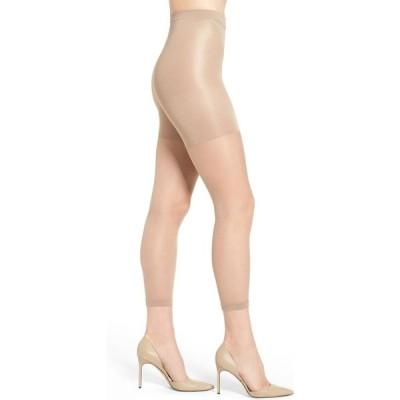 スパンクス SPANX レディース タイツ・ストッキング インナー・下着 Power Capri Control Top Footless Pantyhose Nude