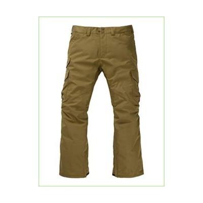 Burton Men's Cargo Snow Pant Regular Fit , Martini Olive, X-Small「並行輸入品」