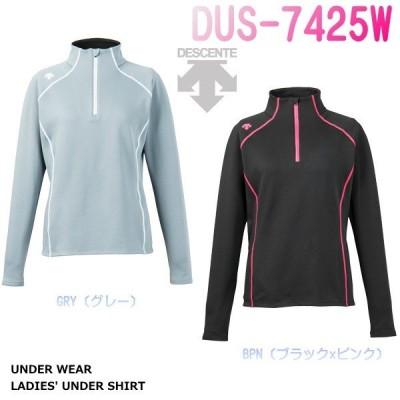 DESCENTE<レディス 女性 アンダーシャツ>DUS-7425W デサント