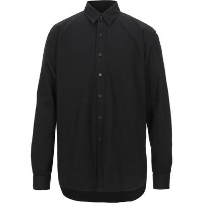 ベルスタッフ BELSTAFF メンズ シャツ トップス Solid Color Shirt Black