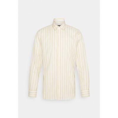 フレスコボールカリオカ シャツ メンズ トップス Shirt - yellow/white