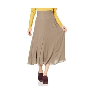 [ミラオーウェン] マテリアルナローSETUP/スカート 09WFS204056 レディース (KKI 1)