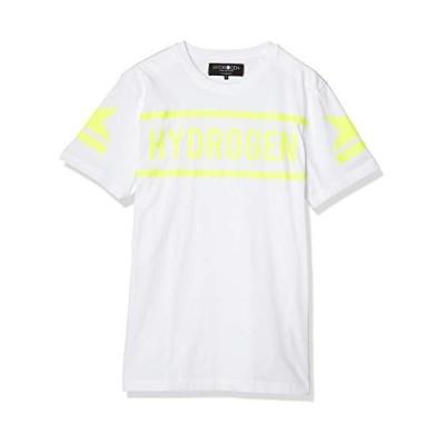 [ハイドロゲン] [正規輸入代理店]ハイドロゲン Tシャツ HYDROGEN TEE メンズ ホワイト EU L (日本サイズL相当)