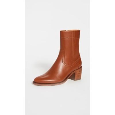 アーペーセー A.P.C. レディース ブーツ シューズ・靴 Georgaia Boots Cad Noisette