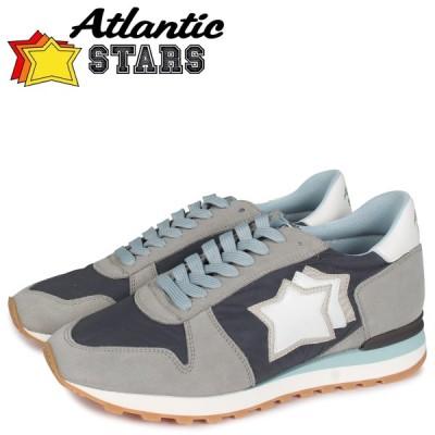 Atlantic STARS アトランティックスターズ アルゴ スニーカー メンズ ARGO グレー CG-NY-ABAAE