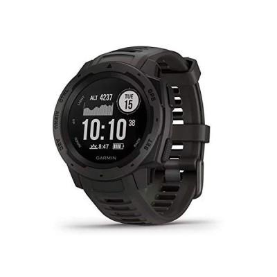 Garmin (ガーミン) 010-02064-00 Instinct 頑丈なアウトドアウォッチ GPS機能搭載 Glonass およびGalileo、心拍数モニ