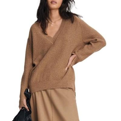 ラグアンドボーン レディース ニット・セーター アウター Pierce Cashmere V Neck Sweater