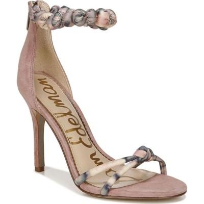 サム エデルマン Sam Edelman レディース サンダル・ミュール シューズ・靴 aria two-piece dress sandals Pink