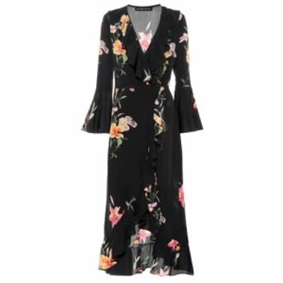 エトロ Etro レディース ワンピース ワンピース・ドレス Printed silk maxi dress