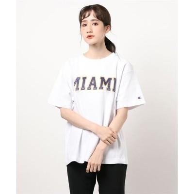 tシャツ Tシャツ Champion リバースウェーブTシャツ