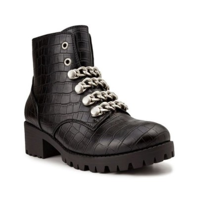 シュガー レディース ブーツ・レインブーツ シューズ Women's Obvi Combat Boots