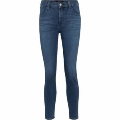 ジェイ ブランド J Brand レディース ジーンズ・デニム クロップド スキニー ボトムス・パンツ alana cropped high-rise skinny jeans In
