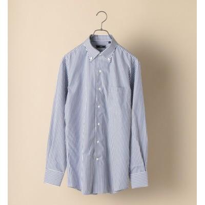 【シップス/SHIPS】 SD:【テレワーク対応可能】イージーアイロン イタリアンボタンダウン ロンスト シャツ